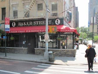 Baker Street in New York