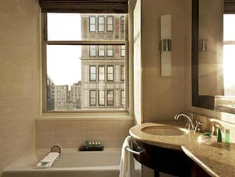 Romantic Hotels in NYC - The W Hotel Union Square