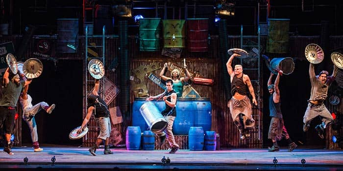 STOMP in New York Tickets- Off-Broadway Show
