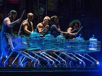 STOMP in New York Tickets - Trolleys