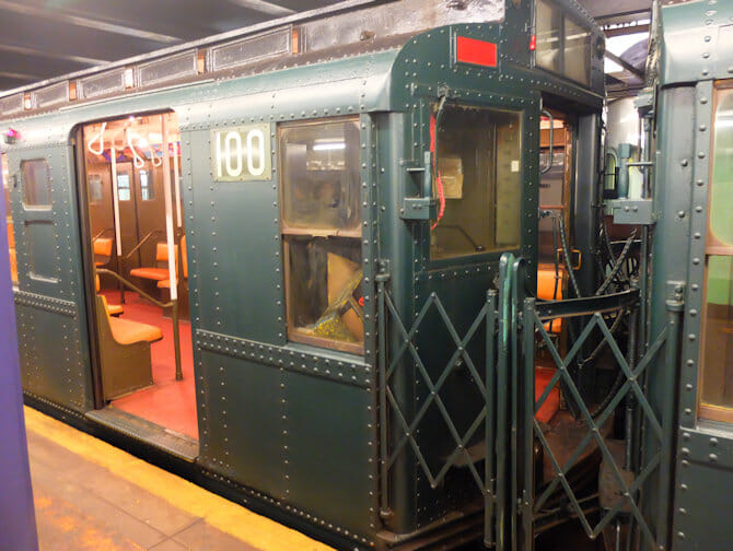 Vintage Trains in NYC - Special Train