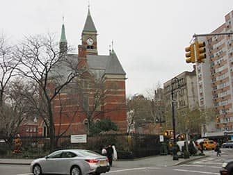 West Village in NYC - Jefferson Market Courthouse