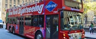 New York Bus and Attractions Package