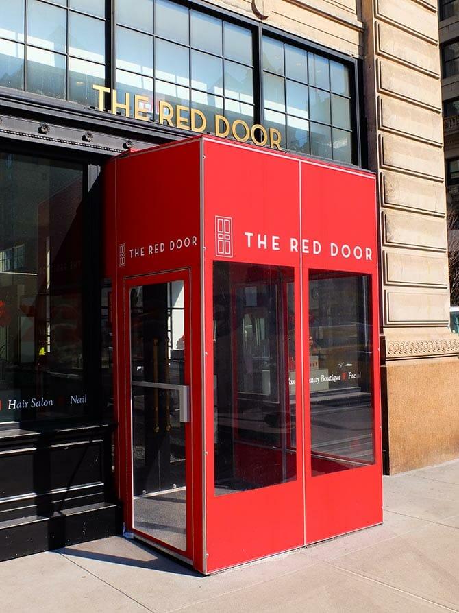 Beauty Salons in NYC - Red Door Spa by Elizabeth Arden