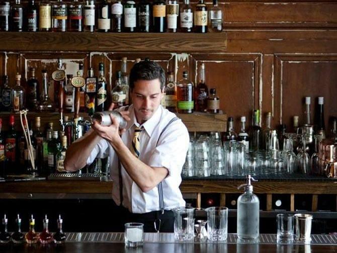 Hidden (speakeasy) bar tour in New York - Drinks