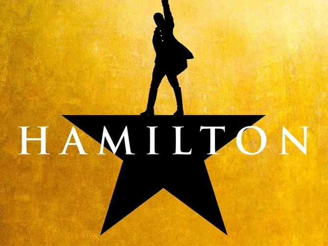 Hamilton on Broadway tickets