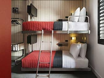 Pod 39 Hotel in New York - Bunk Pod