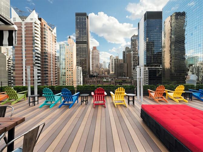 Pod 51 Hotel in New York