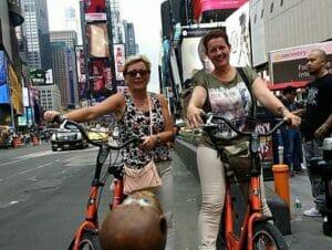 Manhattan Bike Tour