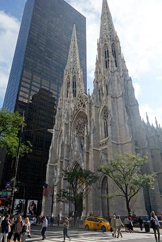 St. Patrick's Cathedral - Cathedral on Fifth Avenue