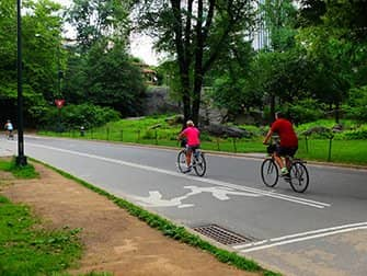 Bike Rental in New York - Biking in Central Park