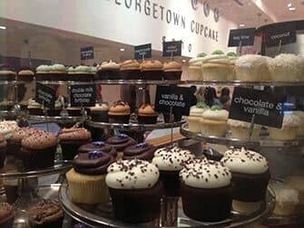 Mothers Day in New York - Georgetown Cupcakes