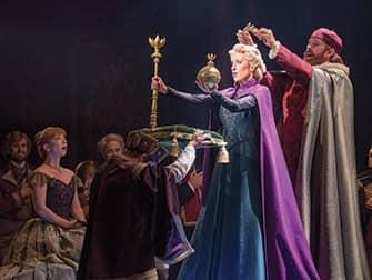 Frozen on Broadway - Elsa's Coronation
