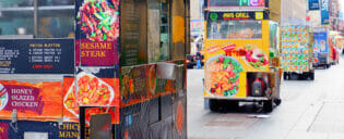 New York Food Cart Tour