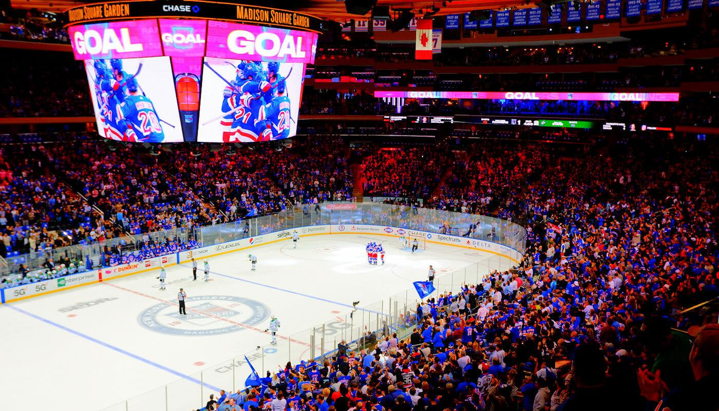 Nhl Ice Hockey In New York Newyork Co Uk