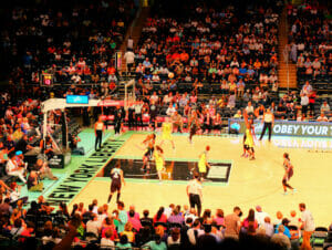 New York Liberty Basketball Tickets