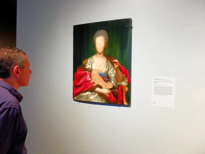 The Met Breuer in New York - Raphael Mengs