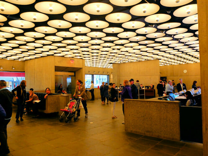 The Met Breuer in New York - Entrance