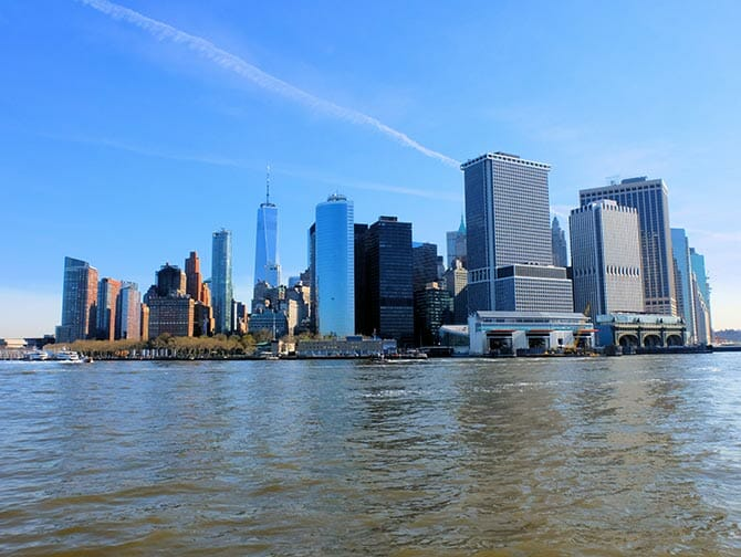 Best Views in New York - Staten Island Ferry