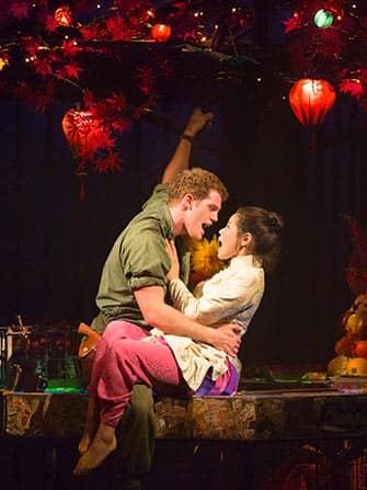 Miss Saigon on Broadway Tickets - At night