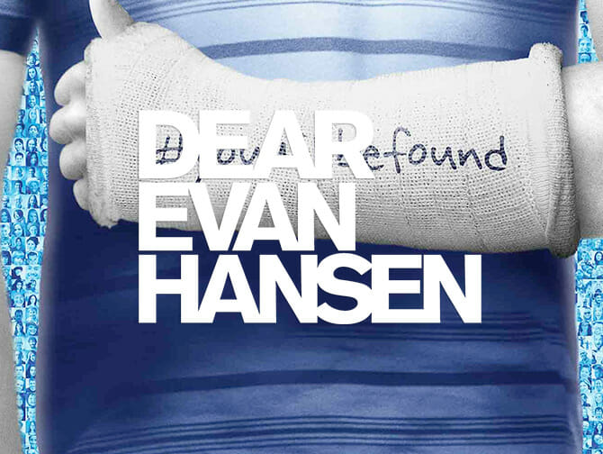 Dear Evan Hansen Broadway Tickets