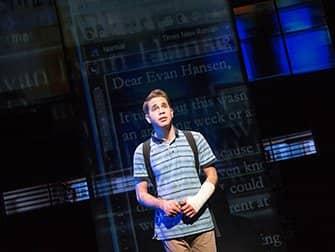 dear evan hansen on broadway tickets - music box theatre