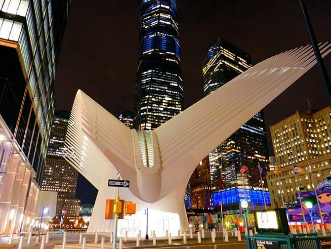 Westfield World Trade Center - Oculus