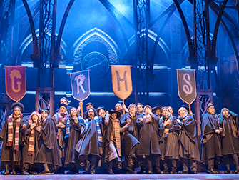 Harry Potter on Broadway Tickets - At Hogwarts