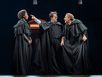 Harry Potter on Broadway Tickets - Discussing