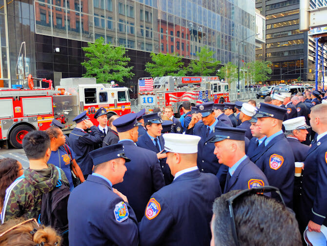 9/11 in New York - Firefighters