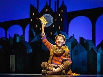 Broadway Musicals for Kids - Charlie and the Chocolate Factory
