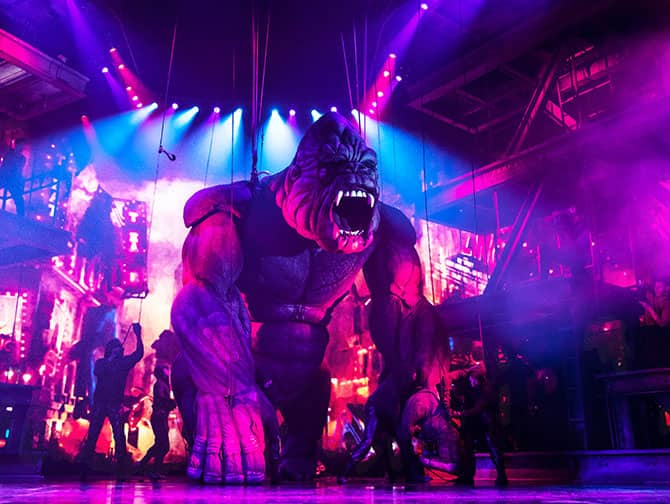 King Kong the Musical on Broadway Tickets - King Kong
