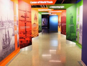 911 Tribute Museum in New York - History