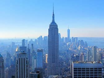New York Sightseeing Day Pass - Empire State Building