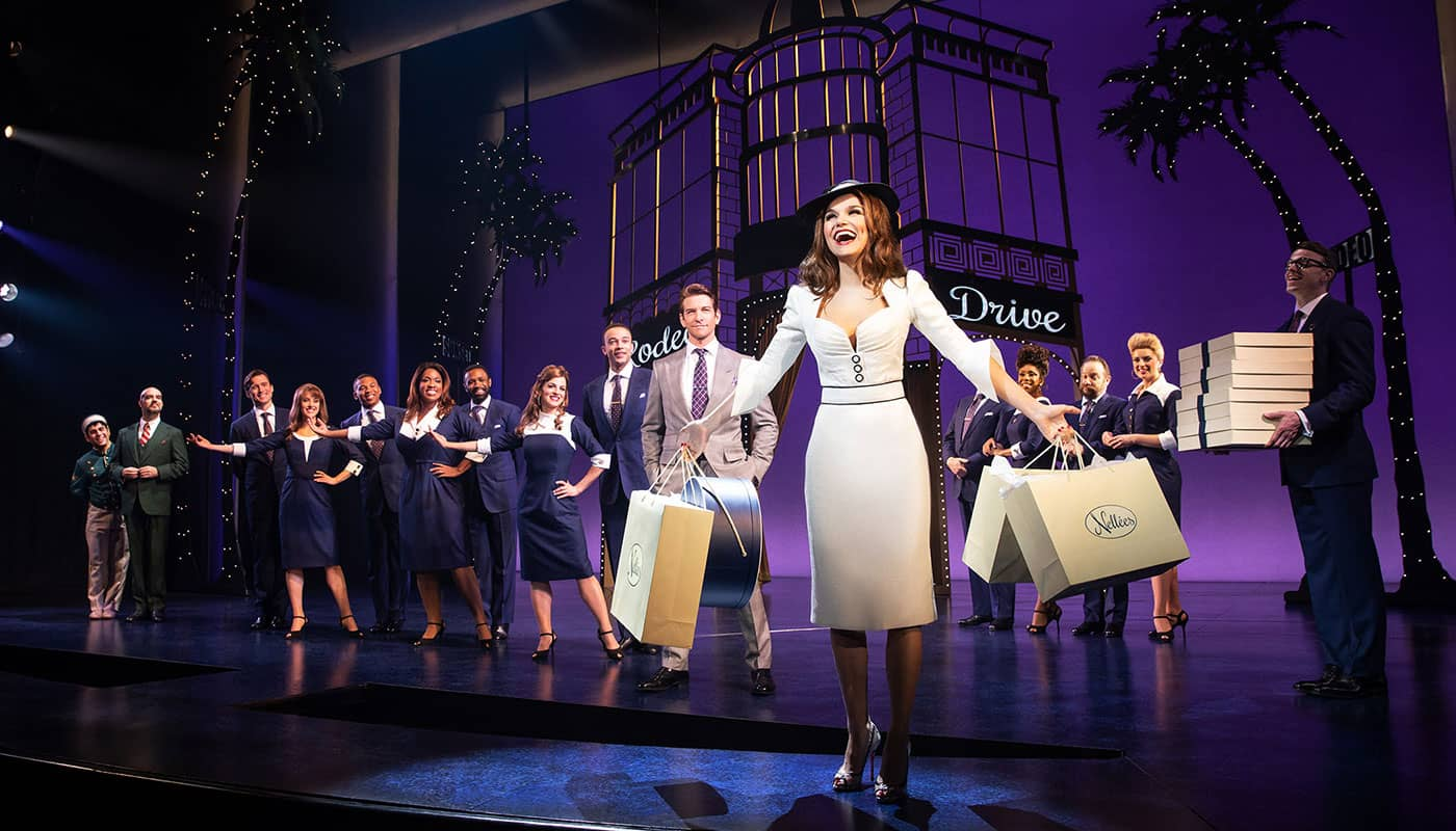 Pretty Woman The Musical on Broadway Tickets - Shopping