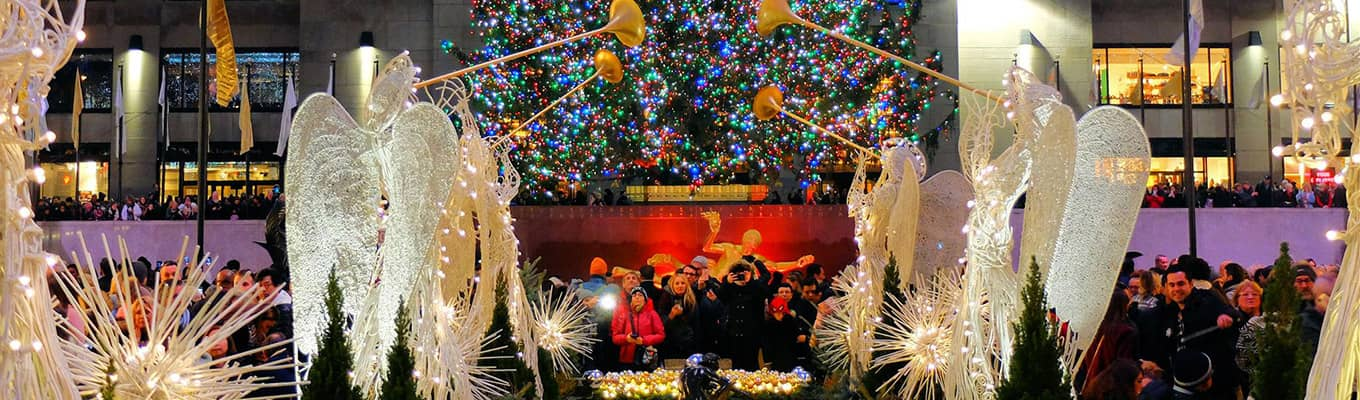 Christmas Ny 2019.What To Do In New York In December 2019 Newyork Co Uk