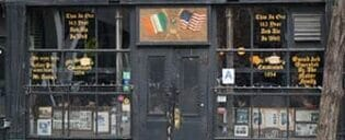 Irish Bars in New York - McSorley's