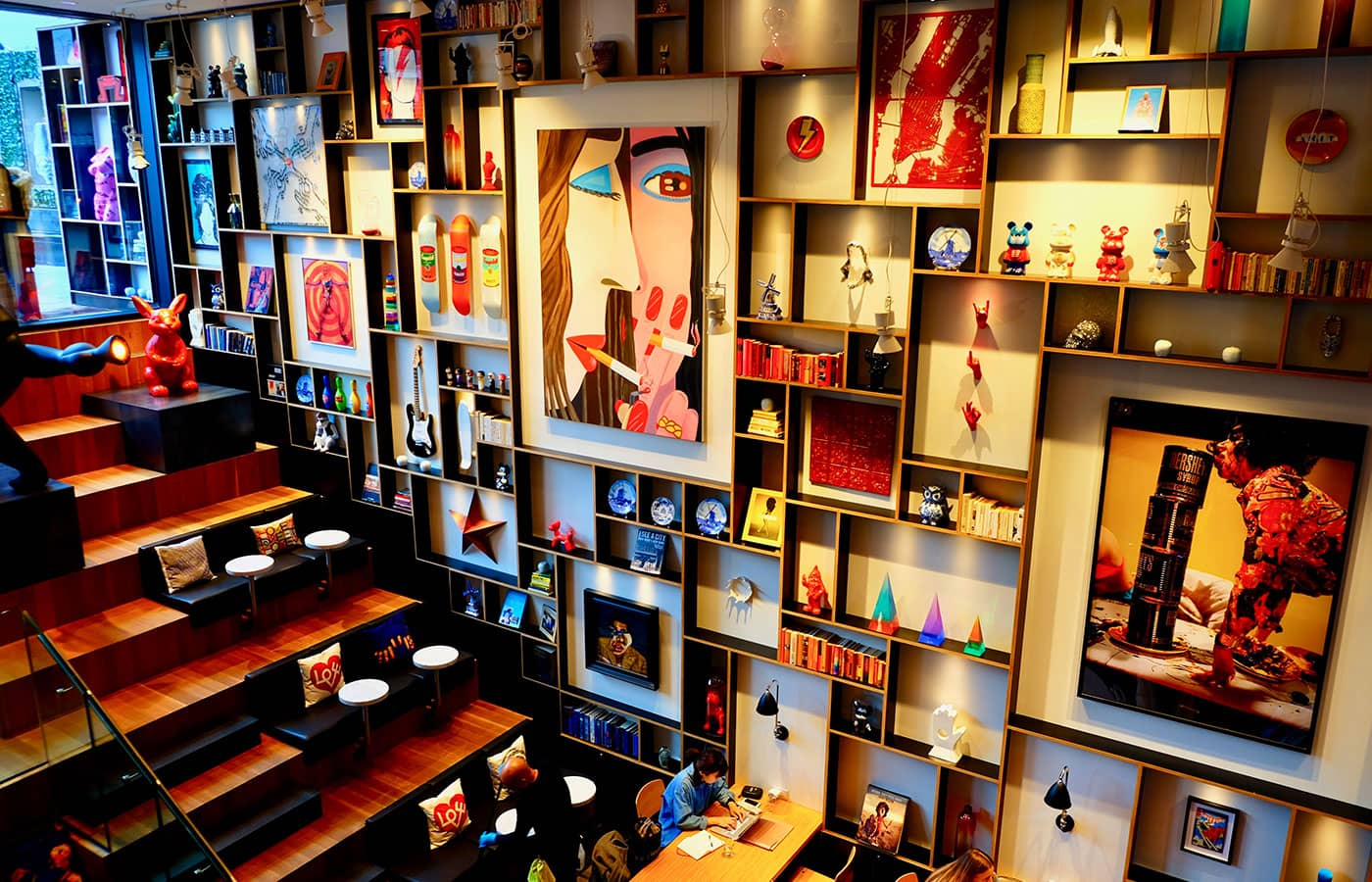 citizenM New York Bowery Hotel - Art