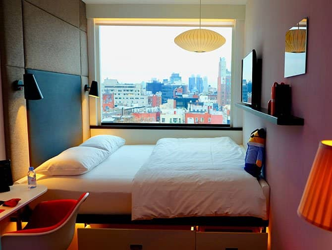 citizenM New York Bowery Hotel - Room