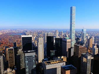 Multi City Discount Pass USA - Top of the Rock View