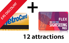 Unlimited + 12 attractions