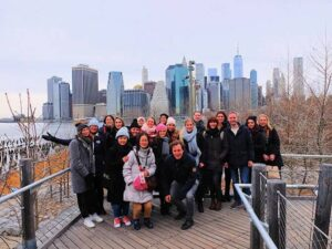 Group Trip to New York