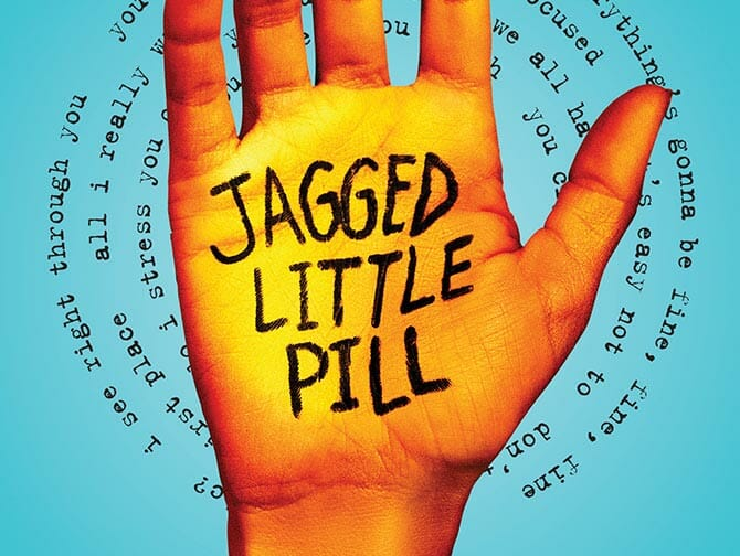 Jagged Little Pill on Broadway Tickets