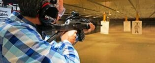 Shooting Range in New York