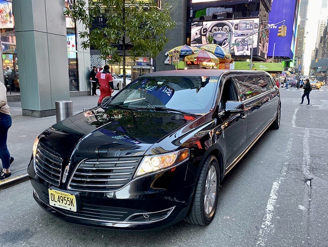 Limousine Rental in New York - The Limo