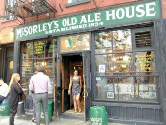McSorleys in New York